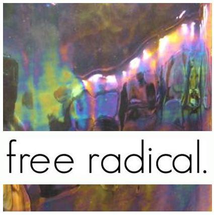 free radical.