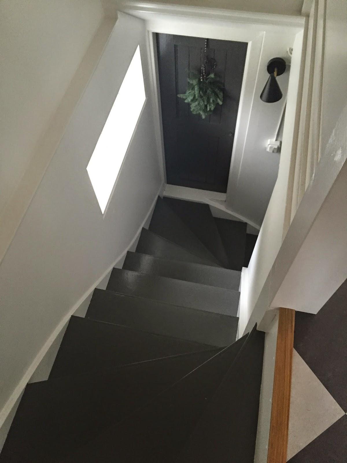 Pernillas rum: trappor, trappor och åter...