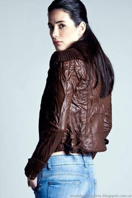Camperas invierno 2013 Ona Saez moda