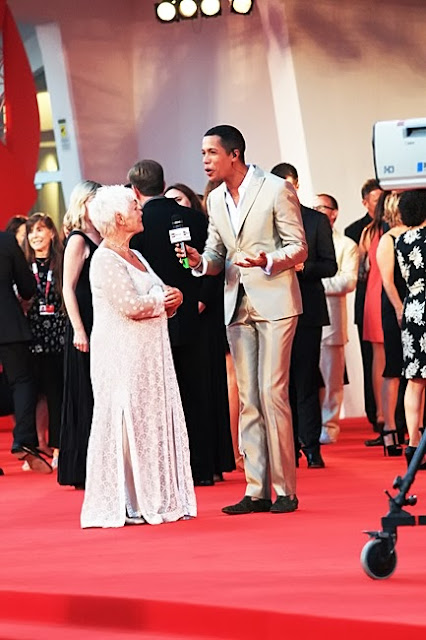 Judi Dench, Venice Film Festival 70th