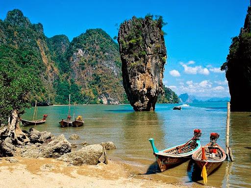 Pang Nga Bay