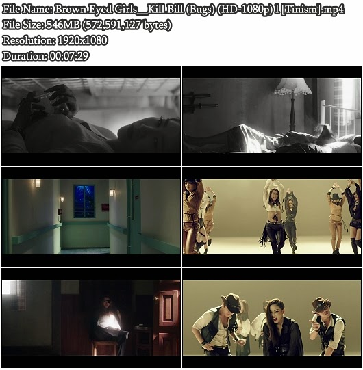 Download MV Brown Eyed Girls (브라운 아이드 걸스) - Kill Bill (킬빌) (Bugs Full HD 1080p)