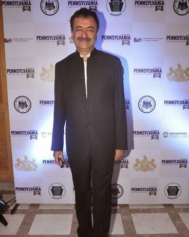 Rajkumar Hirani at 'PK's Pennsylvania meet
