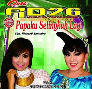 OM RD26 Album Papaku Selingkuh Lagi