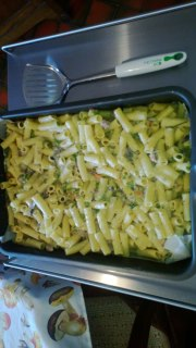 comfort food.....pasta al forno!!!!
