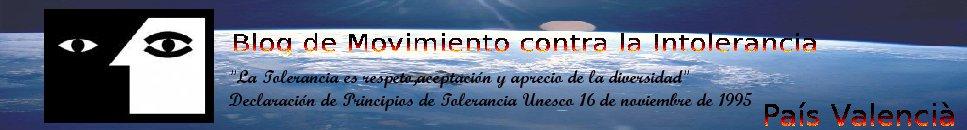 Movimiento contra la Intolerancia Valencia