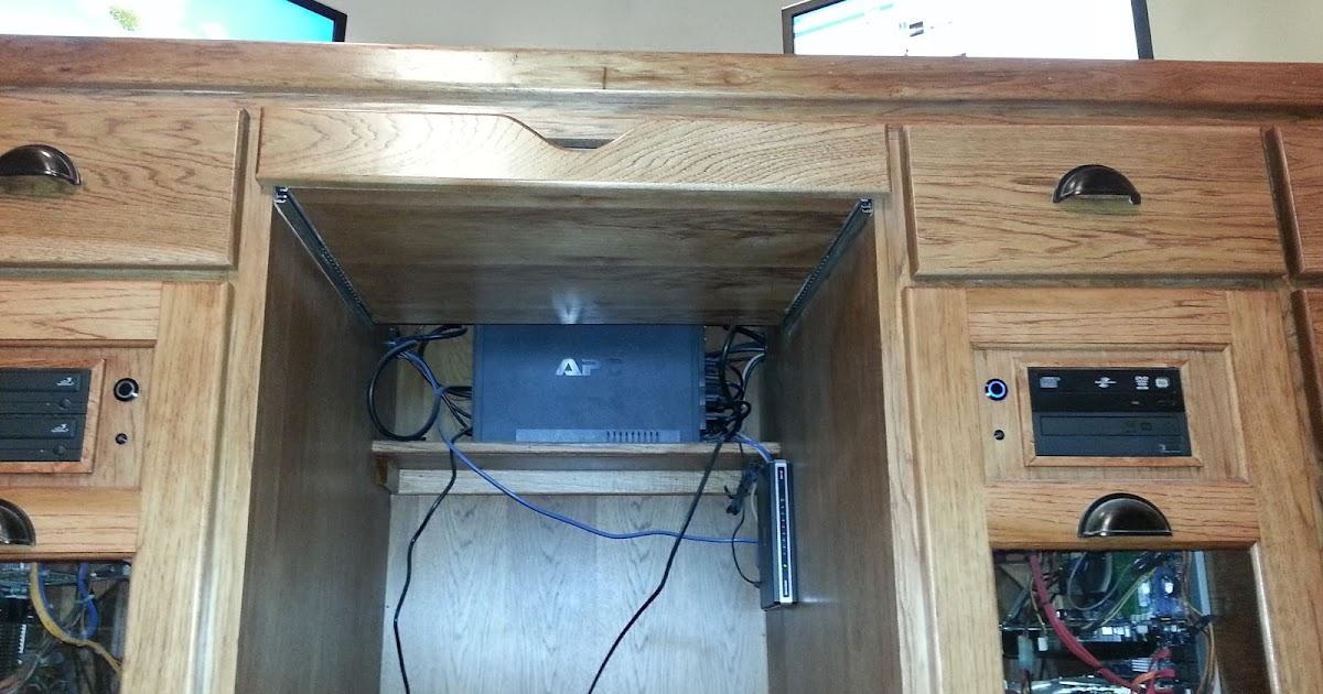 rudy easy custom computer desk plans wood plans us uk ca
