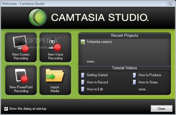 Download Camtasia Studio + Keygen