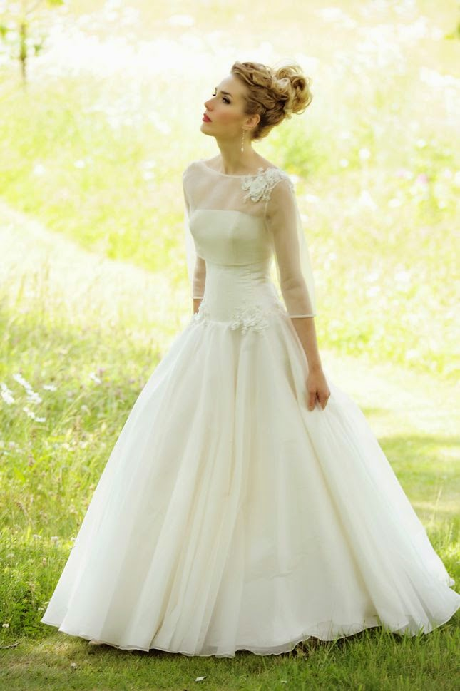 Vintage short wedding dresses in ireland vintage redo for A pretty wedding dress