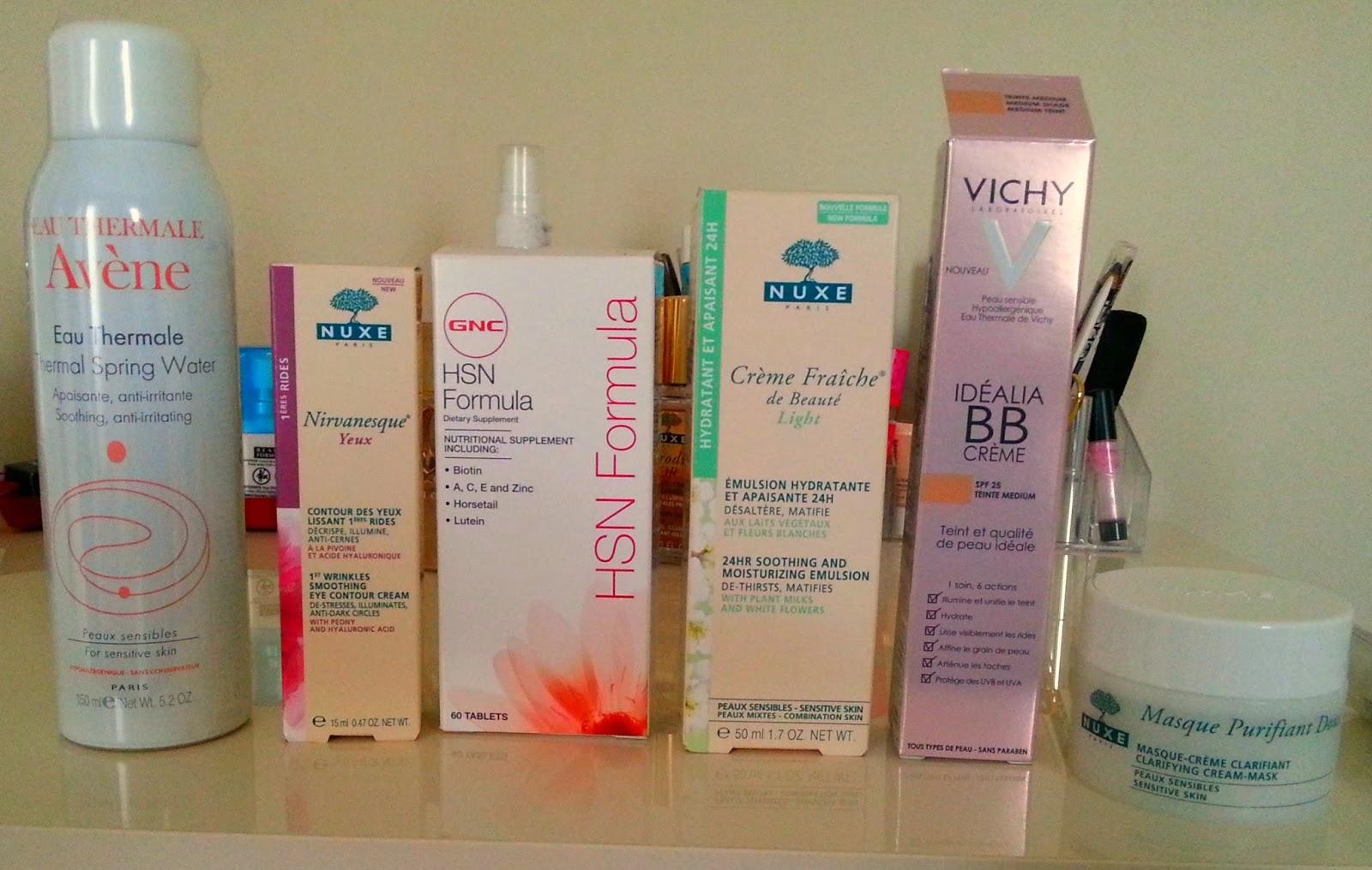 dermo kozmetik ürünler