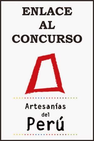 Concurso Artesanías del Perú