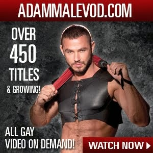 The ALL NEW AdamMale VOD Site!