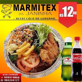 Marmitex da Janinha