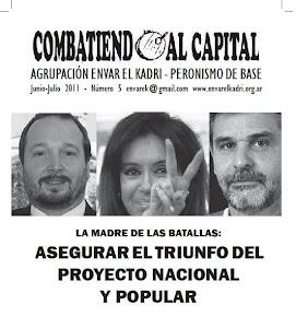 """Pedí el """"COMBATIENDO AL CAPITAL"""""""