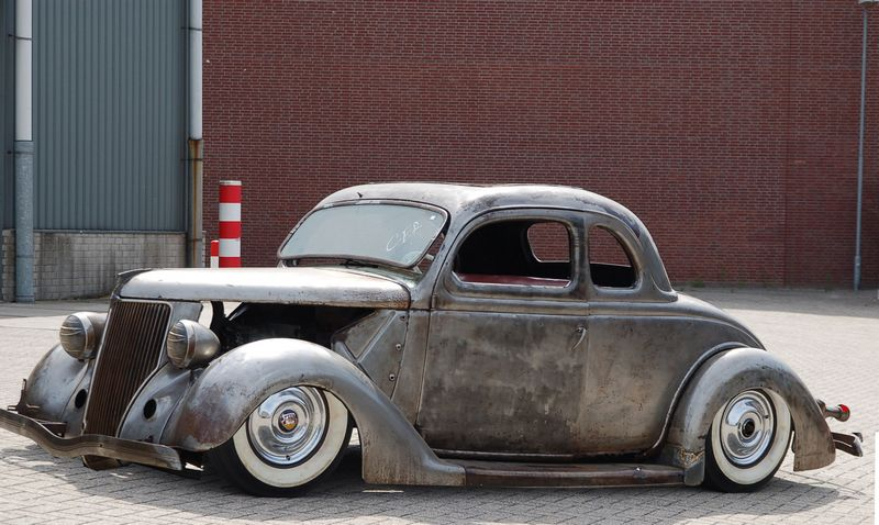 Rodcitygarage for 1936 chevy 5 window coupe