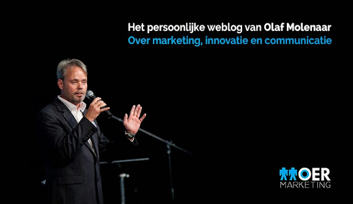 Marketing weblog Olaf Molenaar