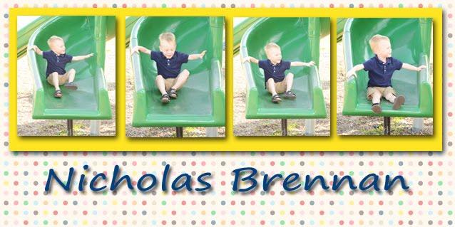 Nicholas Charles Brennan