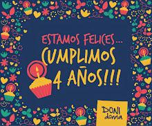 CUMPLIMOS 4 AÑOS!!