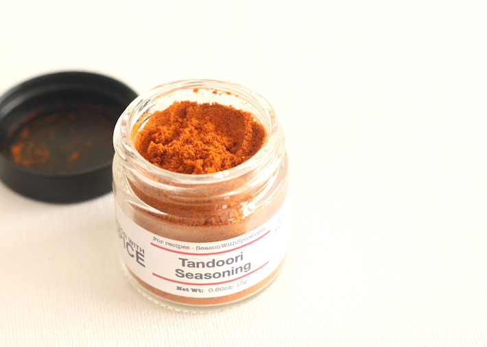 Buy tandoori seasoning on SeasonWithSpice.com