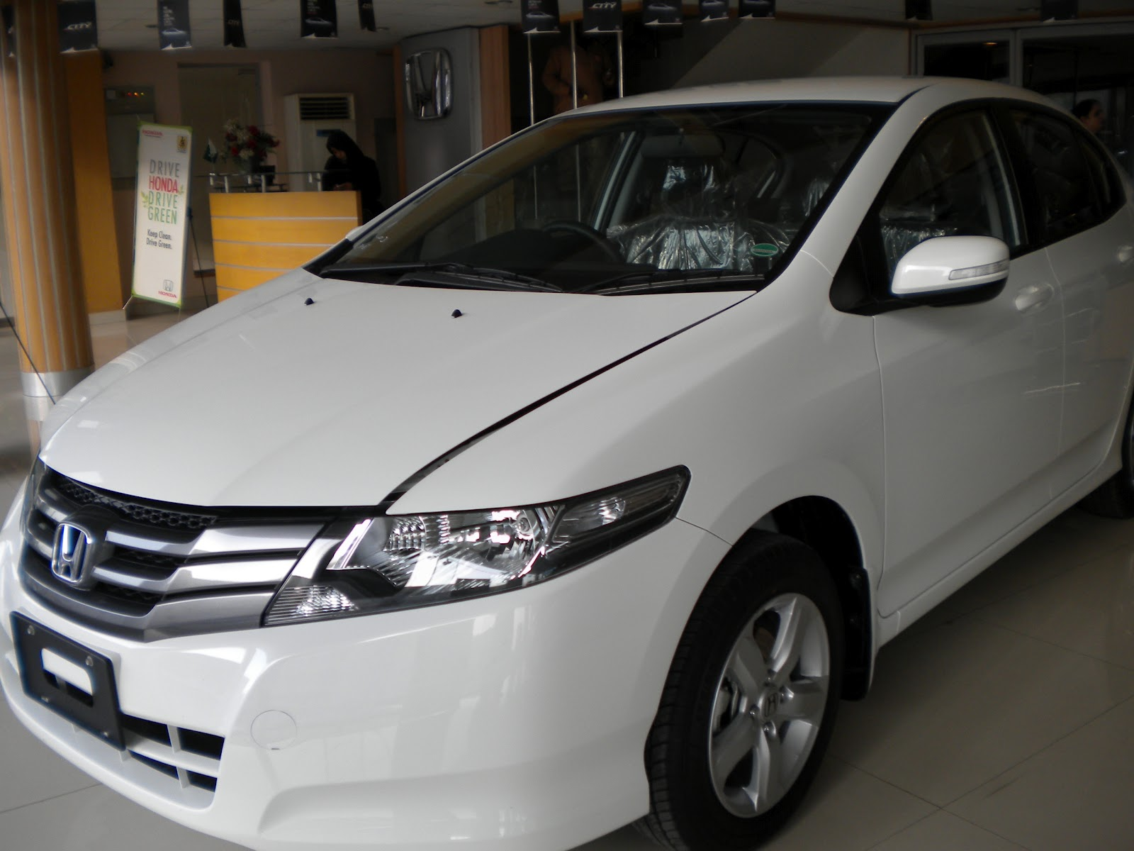 Honda Atlas Cars Limited Introduces City Aspire