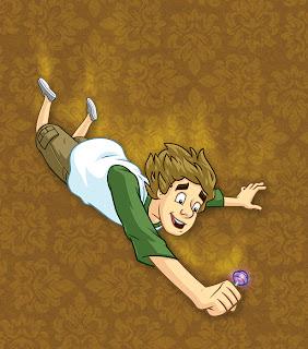Danny Moore Illustrator Illustration Falling
