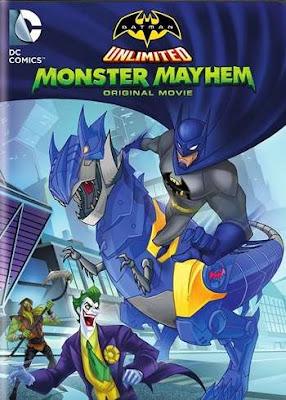 Batman Sin Limites Caos Monstruoso – DVDRIP LATINO