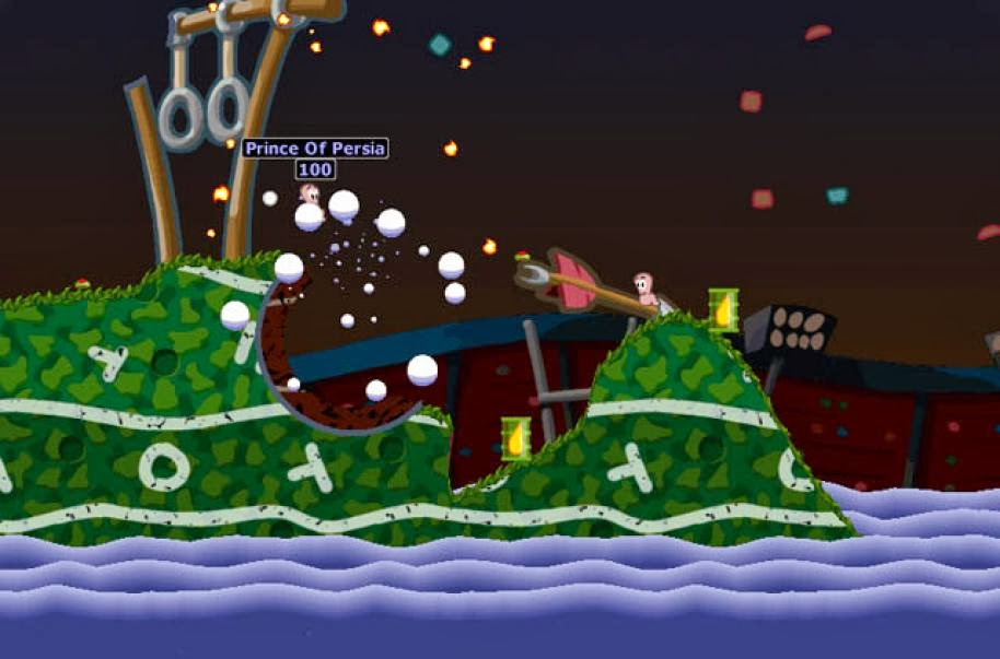 play worms armageddon online multiplayer