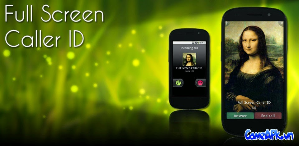 Full Screen Caller ID PRO v10.0.10 APK cho Android