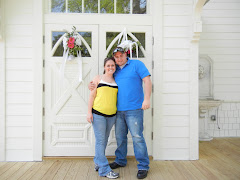Hubby and I on a recent vacation ;o)