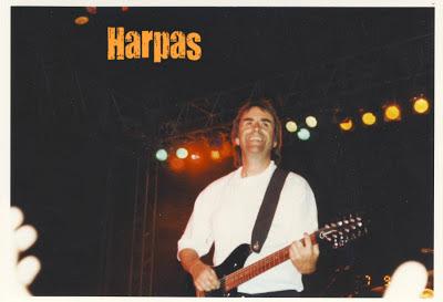Ο Chris De Burgh στο θέατρο Δάσους της Θεσσαλονίκης(7-9-1994)