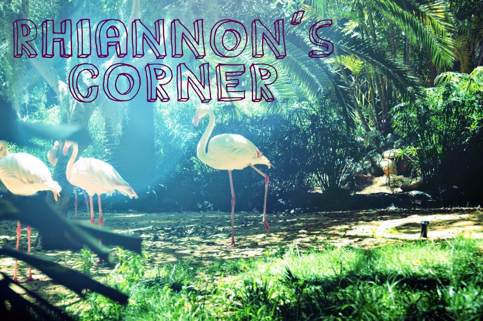 Rhiannon's Corner