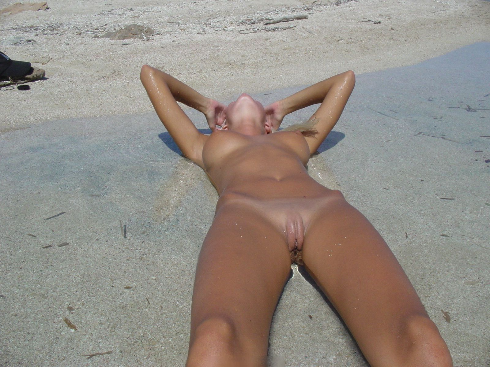nude beach in aruba