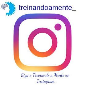 Instagram: treinandoamente_