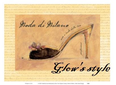 Glow's style