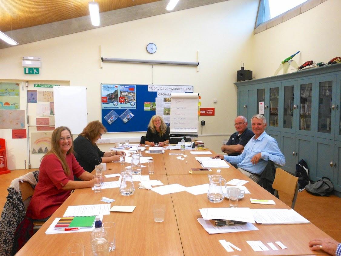 Creative-Writing-Workshop-St. David's-Pembrokeshire-Deborah-Winter