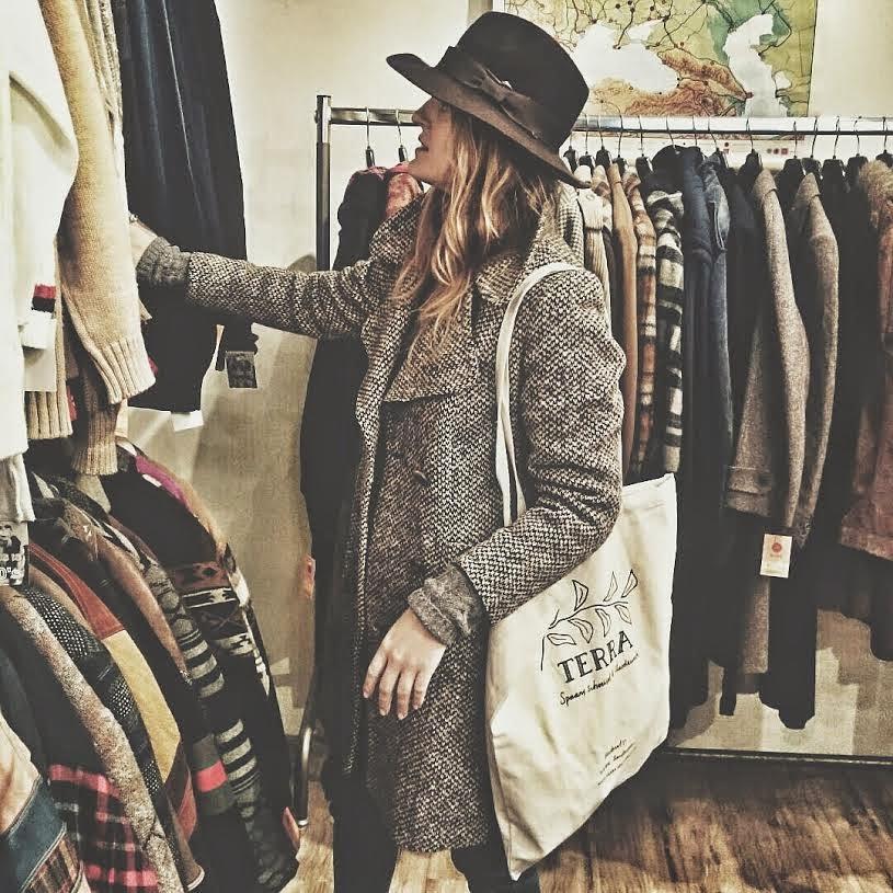 tiendas ropa vintage amsterdam