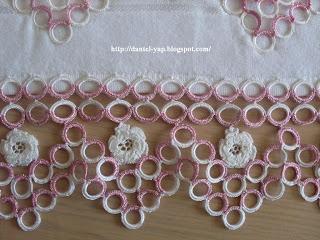 motifli havlu kenarı örnekleri