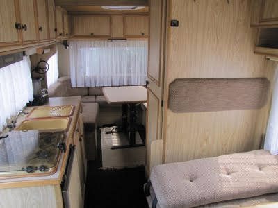 Home sweet motorhome es ist vollbracht innenrenovierung for L interieur trailer