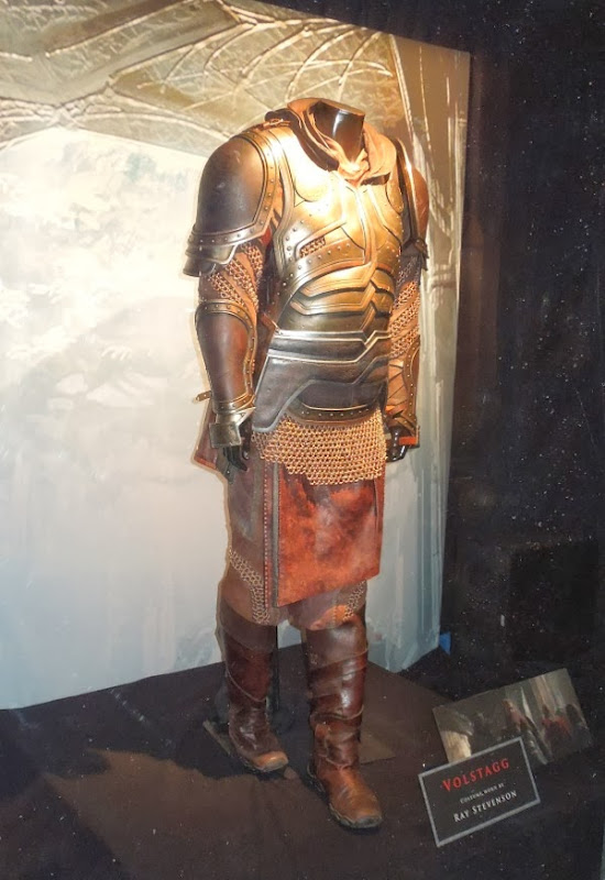 Volstagg movie costume Thor Dark World