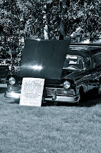 57' Ford Wagon