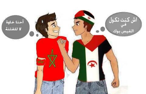 الصحراء الغربية وكالة المغرب العربي