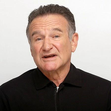 Emissora de televisão confirma que Robin Williams se enforcou