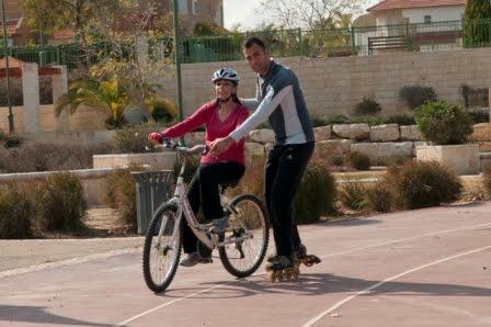 הבלוג של שפי שמחון | לימוד רכיבה על אופניים 052-3461172