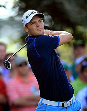 a photo of Martin Kaymer playing golf