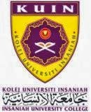 (KUIN) Kolej Universiti Insaniah