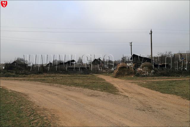 Трущобы в Арабовщине