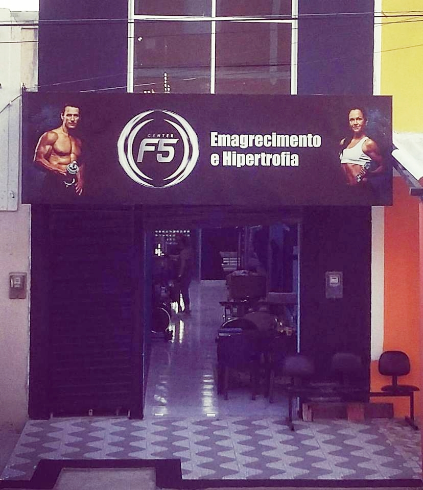 Conheça a Academia F5 CENTER - Emagrecimento e Hipertrofia em Campo Grande