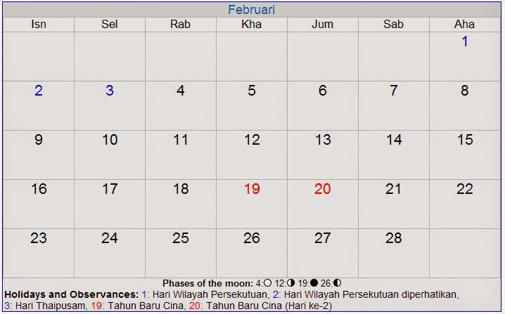 718 x 447 jpeg 43kB, Takwim Persekolahan dan Kalendar 2015   Titian ...