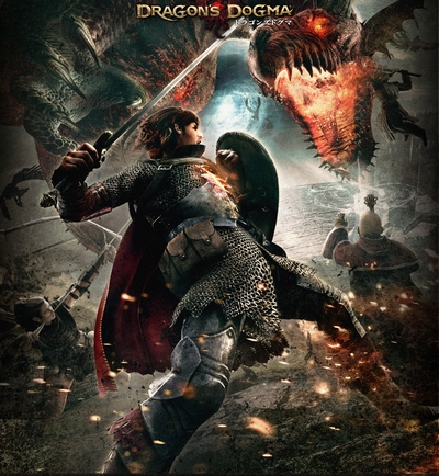 Dragon's Dogma Promotional Art