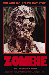 "31 Days of Horror Day 3 - ""Zombie"" (1979)"